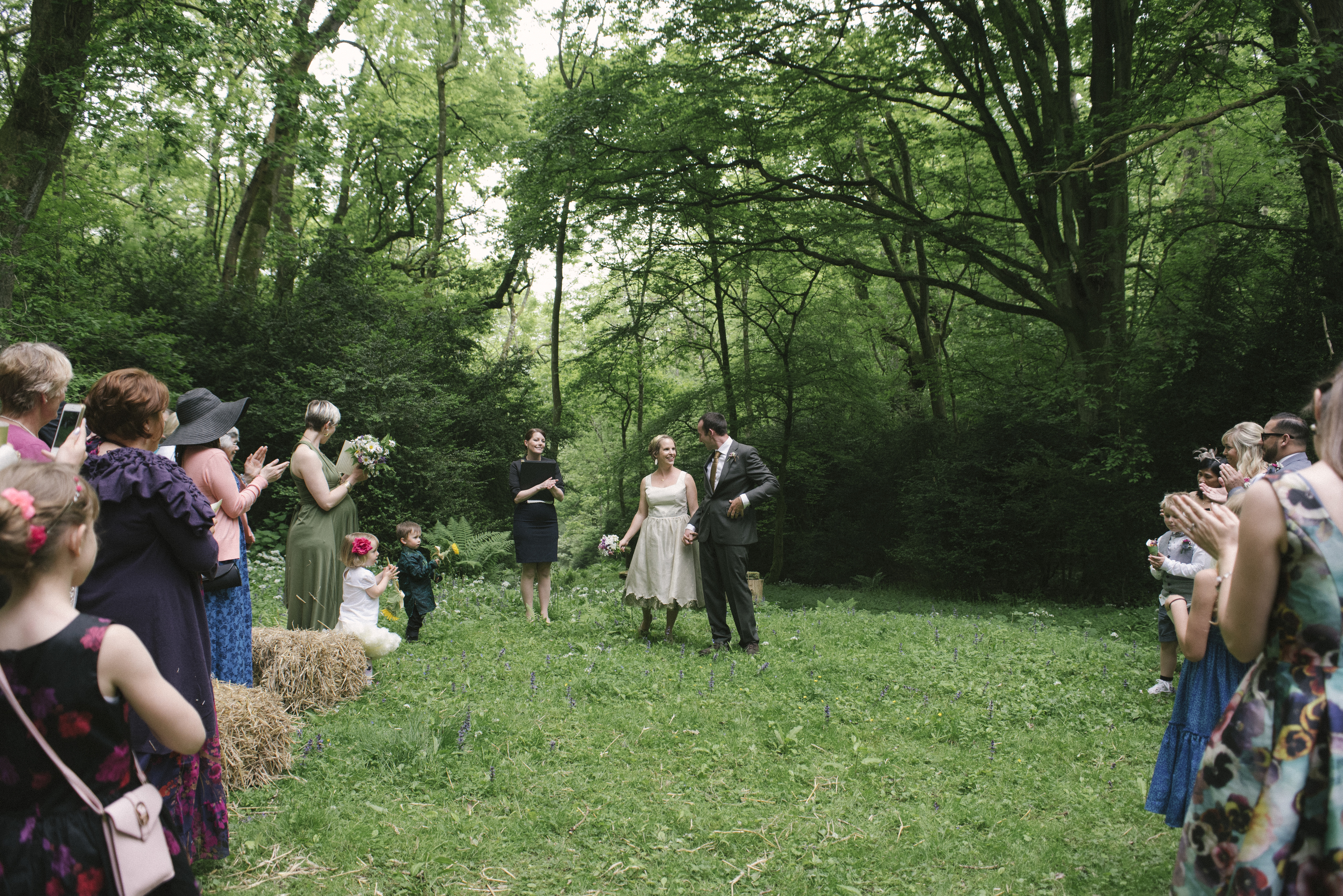 Wedding Celebrant - Emily and Gareth